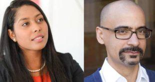 Aspirante dominicana a congresista rechaza donativo de US$7,500 de Junot Díaz