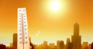 La temperatura de la Tierra en mayo sobrepasó el promedio del siglo pasado