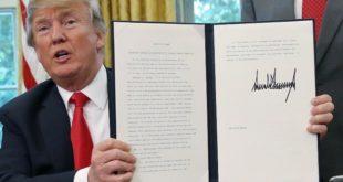 """Trump firma una orden ejecutiva para detener la separación de familias en la frontera pero mantiene su actitud de """"tolerancia cero"""" con la inmigración"""