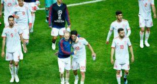 Una España paciente vence 1-0 a Irán y pone dirección a octavos