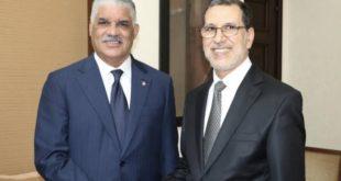República Dominicana y Marruecos firman convenio para comercio, inversión y cooperación