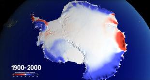 Más nieve, menos hielo: La NASA alerta de ritmo de deshielo de la Antártida por medio de un video