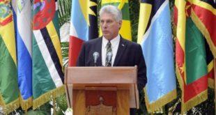 """Díaz-Canel afirma que la economía es la """"batalla fundamental"""" de Cuba"""