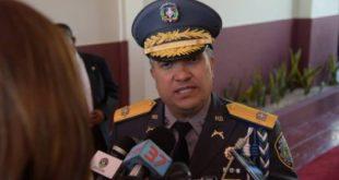 Director de la Policía destaca esfuerzo por controlar la delincuencia