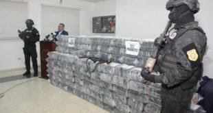 Decomisan 722 paquetes de presunta cocaína en La Altagracia