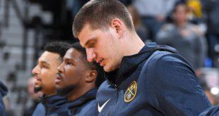 El centro Nikola Jokic ayudó a Denver a acumular victorias críticas la semana pasada