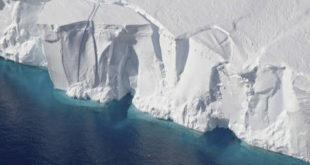 El hielo antártico se derrite 6 veces más rápido que hace 40 años