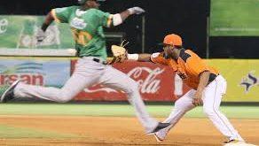 la La serie final del Béisbol Invernal con los equipos del este Estrellas Orientales y los Toros
