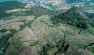 Medio Ambiente lleva a periodistas al área intervenida de Valle Nuevo