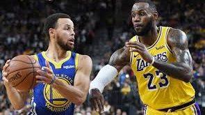 LeBron James, de compras en el Juego de Estrellas, Stephen Curry como en casa