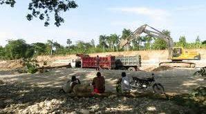 Autoridades ambientales realizan operativo en San Cristóbal