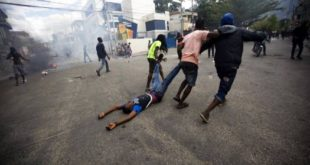 Escuelas haitianas se mantienen cerradas aunque negocios empiezan abrir