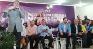 """Leonel Fernández reitera """"no hay marcha atrás"""" con su proyecto presidencial"""