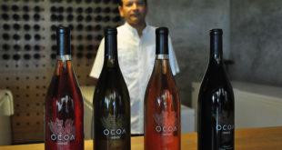 Más de 20,000 litros de vinos de Ocoa entrarán al mercado