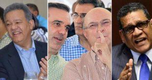 Leonelistas y oposición unificados contra posible reelección
