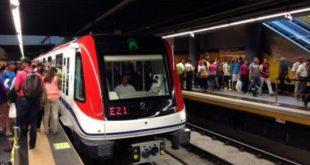 Falla en el sistema retrasa a los pasajeros en la Línea 1 del Metro