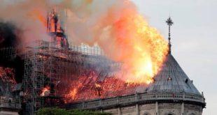 Notre Dame: El escenario de cine, música y literatura que fue arrasado por las llamas