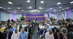PLD confirmó la convocatoria de 613 miembros del Comité Central para el próximo sábado a las 11