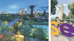 Singapur: Con mucho que ver y disfrutar