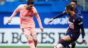 El Barcelona cierra la Liga con 2-2 en Eibar, Lionel Messi se acerca a Bota de Oro